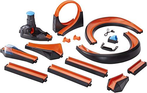 Hot Wheels iD GFP21 - Smart Track Upgrade Kit mit 16 Track Teilen, Auto Spielzeug ab 8 Jahren