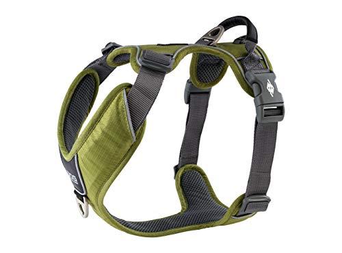 DOG Copenhagen Hundegeschirr V2 Comfort Walk (Pro) Hunting Green Größe L