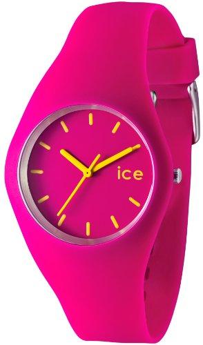 Ice-Watch Damen-Armbanduhr Ice-Slim pink Analog Quarz ICE.CH.U.S.12