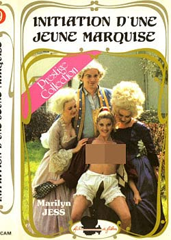 Initiation D'Une Jeune Marquise (Filly Films) (Printed Disk Only)