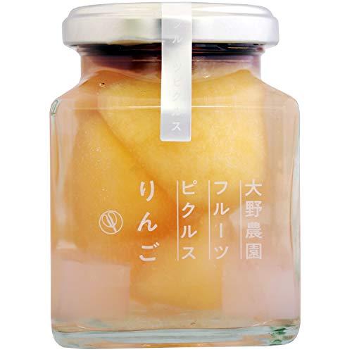 大野農園 フルーツピクルス りんご 100g