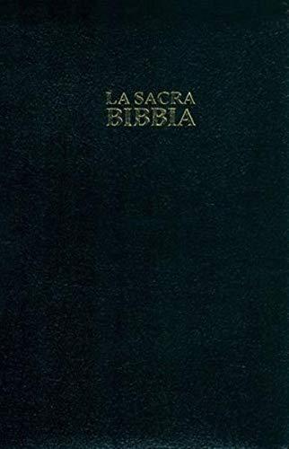 La Sacra Bibbia C03ZR con rubrica e cerniera