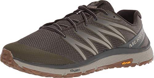 Merrell Men's Bare Access XTR Trail Running Shoe, Olive, 10