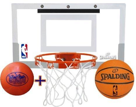 Spalding NBA Slam Jam Mini Basketball...