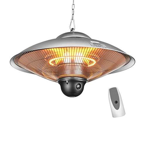 Buy Discount ZMXZMQ Electric Patio Heater, Outdoor Patio Heater, Infrared Heaters, Halogen Fire Tube...