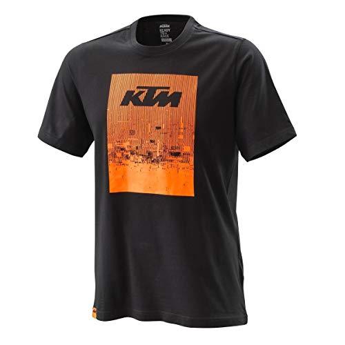 KTM Radical Tee Black XL Original PowerWear