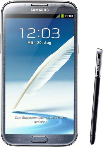 Samsung Galaxy Note II N7100 16GB (Grey グレー) SIMフリー 海外携帯