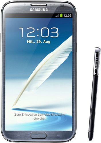 Samsung Galaxy Note II N7100 16GB (Grey グレー) SIMフリー 海外携帯