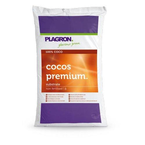 Substrat pour Plantes de Coco Premium Vegetal 100% BIO Plagron (50L)