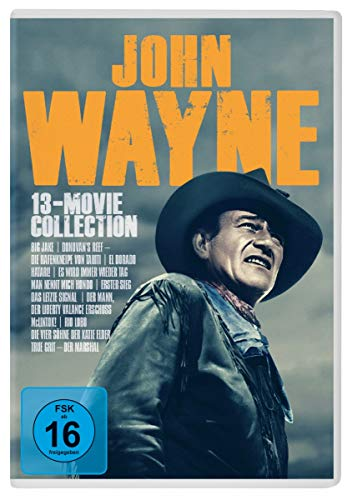 John Wayne - 13-Movie Collection [13 DVDs]