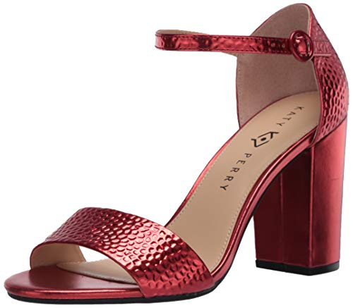 Katy Perry womens The Liz Red, 8M