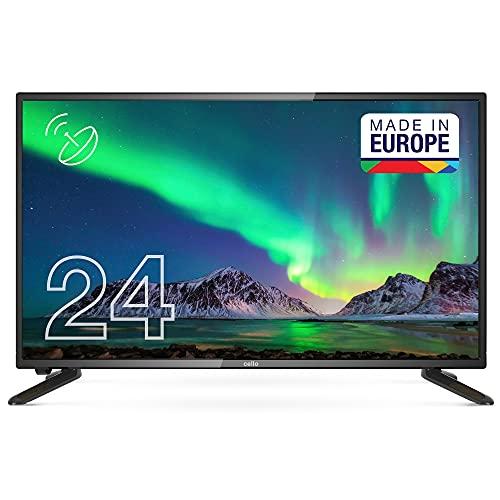 Cello C2420SDE 24' (61 cm Diagonale) HD Ready LED TV mit eingebautem DVBT2 S2 Triple Tuner
