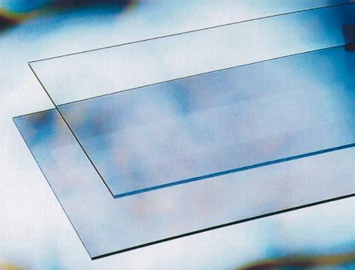 Vetro Sintetico Trasparente in Lastra Maurer 500x1500 mm spessore 2 mm