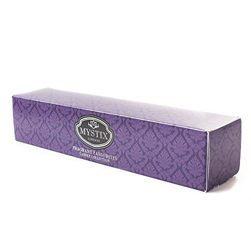 Mystix Coffret cadeau collection Favourites – Bougie parfumée