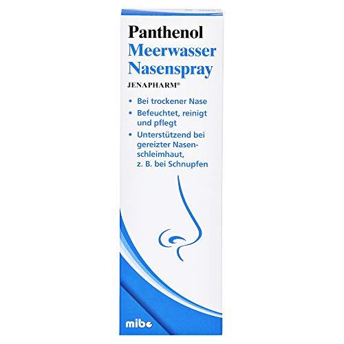 Panthenol Meerwasser Nasenspray JENAPHARM®,20ml