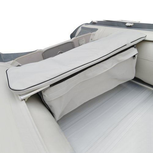 Under Seat Bag with Cushion for 12 Ft to 13 Ft Inflatable Boat