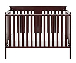 Stork Craft Mission Ridge Fixed Side Convertible Crib