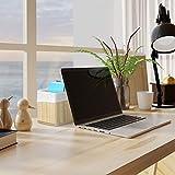 Relaxdays Aufbewahrungskörbe Set Bambus 17,5 x 32 x 23 cm HxBxT, 4er Set Aufbewahrungsbox für Regal und Schrank, natur - 7