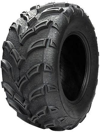 1pc Front Tire Rim Width: 6.5