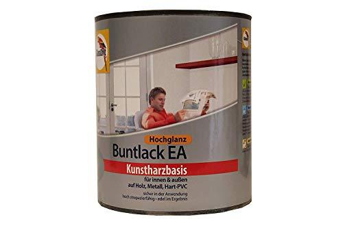 3 X 375 ML Glasurit vernice colorata lucida EA base in resina 1,125 litri colore a scelta (leggero flugrsot)