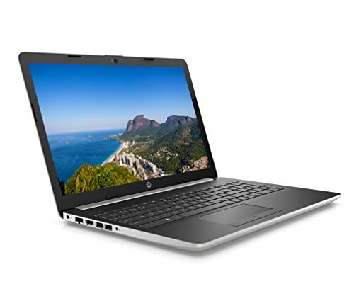 HP 15.6 Inch Full HD Laptop - (Natural Silver) (Intel Core i5-7200U, 8 GB, 1 TB HDD, Windows 10 Home)