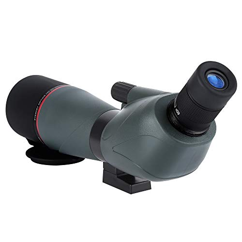 NgMik Zoom Observación de Aves Espejo for Ver el Paisaje Espejo Objetivo Gran Aumento HD visión Nocturna al Aire Libre monocular (Color : Black, Size : M)