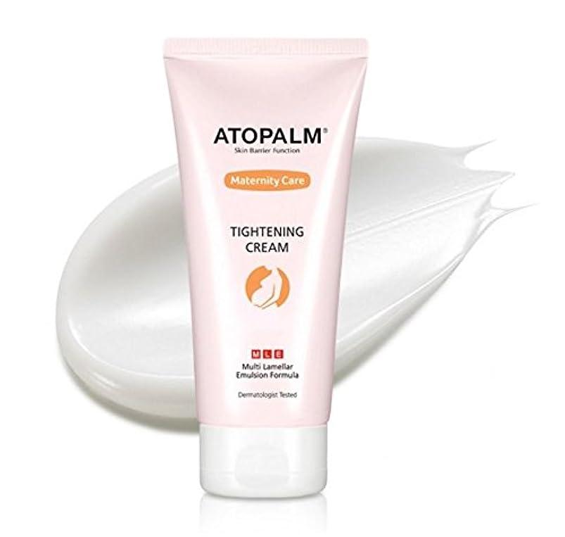説明的頼る底ATOPALM Maternity Care Tightening Cream 150ml/アトパーム マタニティ ケア タイトニング クリーム 150ml [並行輸入品]