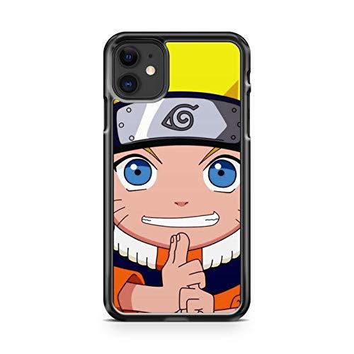 PEWORWEY Case/Handyhülle/Hülle/Coque/Custodia/Carcasa/Cover/Shell,Naruto Childhood Chibi DIY Phone Case for iPhone 6/6S, Naruto-Childhood-Chibi,[N542-4022]
