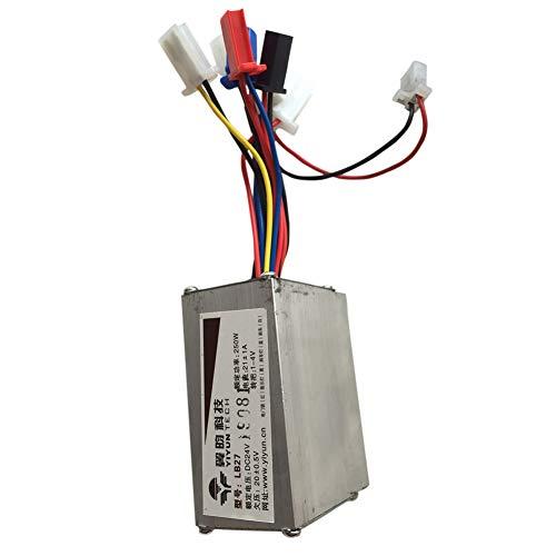 SZMYLED 24 V 250 W motor velocidad cepillo controlador para bicicleta eléctrica...