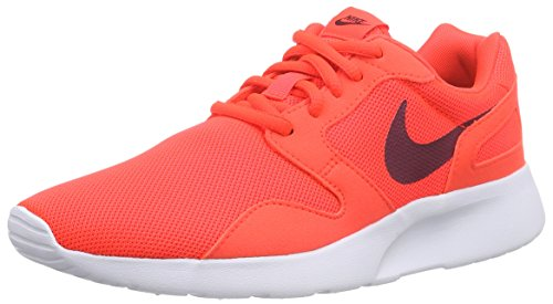 Nike Damen Kaishi Run Sneaker, Rot (Bright Crimson/Deep Garnet-Wht 661), 38.5 EU