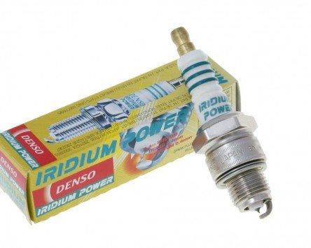 DENSO IWF24 Iridium Power Zündkerze kompatibel für Simson Kleinkraftrad