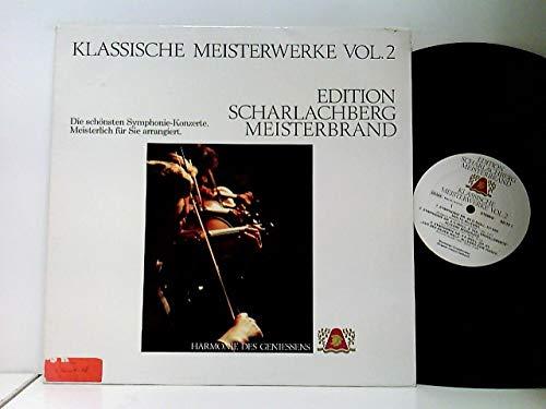 Edition Scharlachberg Meisterbrand - Klassische Meisterwerke Vol. 2