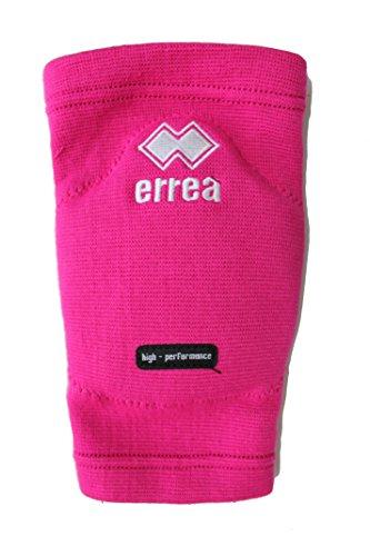 ERREÀ Volleyball & Turnen · TOKYO Knieschoner · UNIVERSAL Knieschutz für Damen & Herren · ONESIZE Schoner für Jugendliche & Erwachsene Größe M, Farbe pink