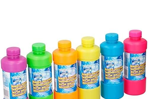 Posten Anker 12 XXL Pack x Seifenblasenflüssigkeit 0,7 Liter Seifenblasen Seifen Blasen Flüssigkeit für Seifenblasenmaschine