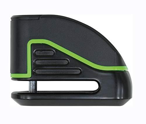 ABUS 73083 Bremsscheibenschloss für Motorrad, Schwarz, 0.5 cm