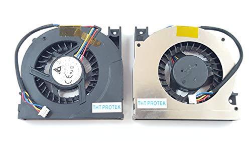 Kompatibel für ASUS X50SL, X50N, X50R, X50V, X51 Lüfter Kühler Fan Cooler Version 1