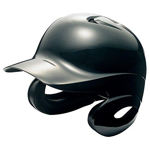 SSK(エスエスケイ) 野球 少年軟式用両耳付きヘルメット H1500J ブラック(90) Lサイズ