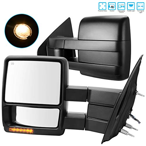 09 f150 tow mirrors - 9