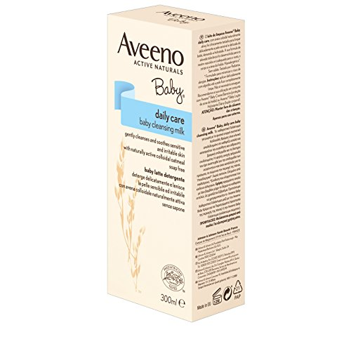 Aveeno Baby Daily Care Cleansing Milk, 300 ml
