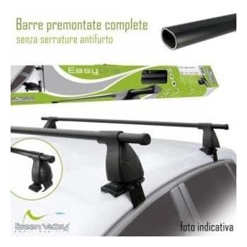 Barre Portatutto Portapacchi Farad Lancia Delta dal 2008 New Iron 5 p