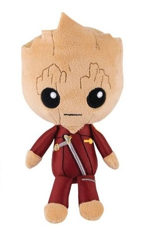 Funko Plush: Guardians of the Galaxy 2 Groot in Jumpsuit Plush Figure Toy