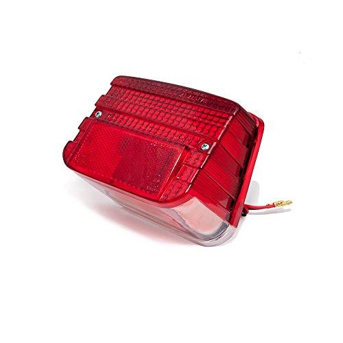 feu arrière Complet avec Ampoule Rouge pour Honda MT/MB modèles