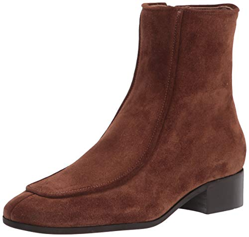 Aquatalia Women's Ankle Bootie Boot, Brown, 7