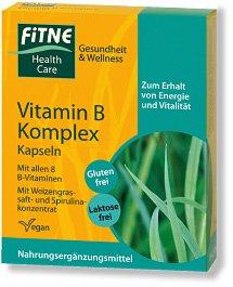 Fitne Vitamin B Komplex Kapseln 60 St.