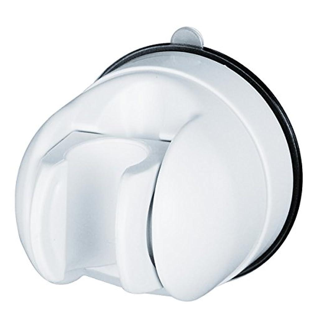 とげ後者憂慮すべき強力吸盤 シャワーヘッド ホルダー 角度調節可 シャワーホルダー DeHUB シャワーフック