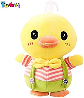 Yb Gift Cute Stuffed Duck Plush Animal Toys Soft Duck Plush Dolls Toys Best Gift for Kids Girls Friends Must-Have The Favourite Toys Superhero Dream UNbox Dolls