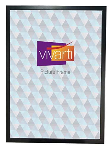 Vivarti Fino Matt Negro Marco, A2 tamaños, 59.4 x 42 cm,