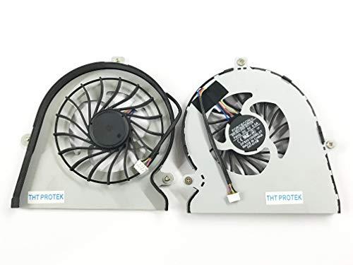 kompatibel für IBM Lenovo IdeaPad Y560, Y560A, Y560P, Y560D Lüfter Kühler Fan Cooler