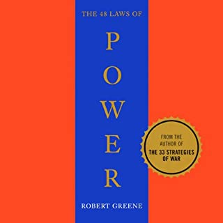 The 48 Laws of Power audiobook cover art