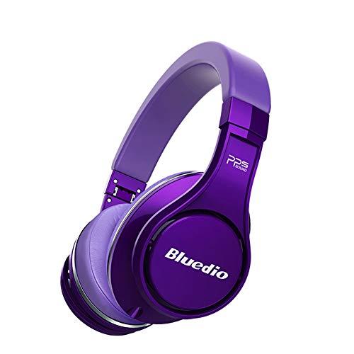 CITEJ HiFi Bluetooth Headset Headset Wireless 3D Surround Headset High-End-Bluetooth-Kopfhörer patentiert 8 Treiber / 3D-Sound/Aluminiumlegierung/HiFi-Over-Ear-Funkkopfhörer,C